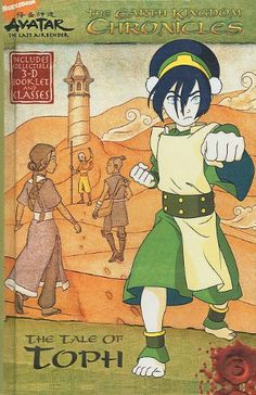 The Earth Kingdom Chronicles: The Tale of Toph (Avatar: T... https://www.amazon.co.uk/dp/1436434319/ref=cm_sw_r_pi_dp_x_66T-xbESF4YVE