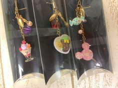 Mickey & Minnie strap omelet / parfait / pudding, etc. H1A1_ image 3