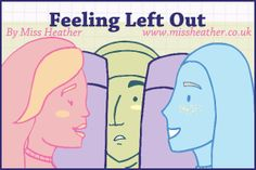 Gurl.com Comic: What It's Like When Your Friends Leave You Out (Heather Wilson)