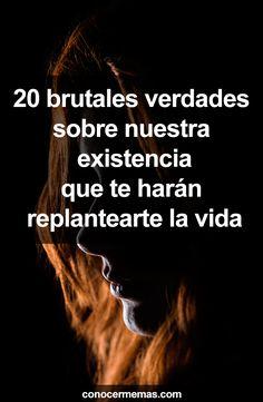 20 brutales verdades