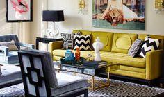 Jonathan Adler - Enjoy Jonathan Adler's signature style of irreverent luxury - equal parts punchy, whimsical and midcentury - at this charming Atlanta location. #JonathanAdler #Buckhead #Chic #Furnishing #Style