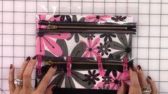 Video Sew-A-Long: Manicure Bag Part 3