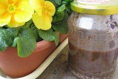 Jak si vyrobit hnojivo z kávy, slupek od banánu a vaječných skořápek Herb Garden, Gardening Tips, Diy And Crafts, Mason Jars, Flora, Planter Pots, Remedies, Herbs, Tableware