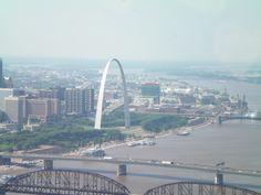 St. Louis, Missouri July 2008