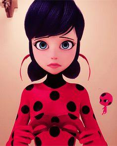Marinette in Ladybug costume Comics Ladybug, Ladybug Y Cat Noir, Miraclous Ladybug, Miraculous Ladybug Wallpaper, Miraculous Ladybug Fan Art, New Foto, Ladybug Costume, Beauty And The Best, Super Cat