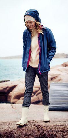 Helly Hansen Rainwear Fall/Winter 2014