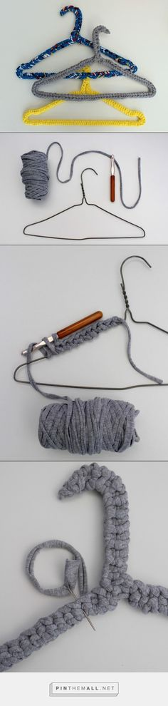 76 best wire coat hangers images on Pinterest