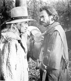 """Outlaw Josey Wales;  Lone Watie: """"I didn't surrender, But they took my horse and made him surrender. The have him pulling a wagon in Kansas I bet."""""""