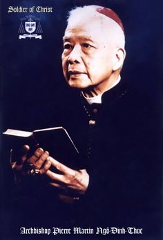 Image result for archbishop kno den thuc