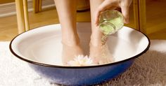 Relaxing in a DIY detoxifying essential oil foot bath is a fantastic way to unwind and potentially remove some of the toxins in our feet. Enjoy!