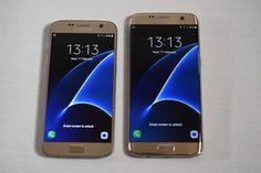 Dấu hiệu thay mặt kính Samsung Galaxy S7 - Dạy sửa điện thoại miễn phí