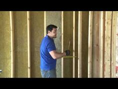 How to insulate walls and make your house fire resistant with roxul roxul diy videos how to insulate an above grade exterior wall use a solutioingenieria Images