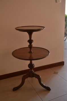 Rotating  Side Table