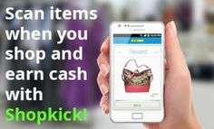 The Convenience of Earning Money with Shopkick