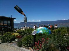 Summerhill Pyramid Winery, Kelowna, BC