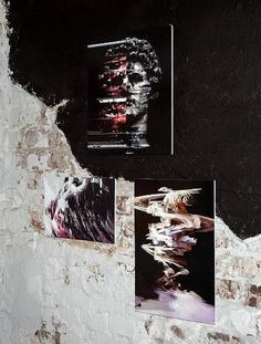 """Glitch Art Is Dead"" – Propiedad de Aleksandra Pieńkosz© y Zoe Stawska©    #aleksandrapienkosz #zoestawska #contemporaryart #glitch #photomanipulation #surrealism #milmesetas #creemosenelasombro"