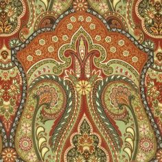 Shop by Pattern - Medallion - Page 24 Drapery Fabric, Fabric Decor, Fabric Design, Pattern Design, Curtains, Rainbow Library, Wallpaper Size, Damask Wallpaper, Diy Furniture Projects
