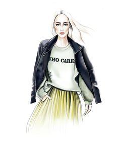 "981 Likes, 21 Comments - Fashion Illustrator (@ahvero) on Instagram: ""#fashionillustration#illustration#fashionillustrator#digitalart#fashionartist#ahvero#ahveroillustrations#stylediary_ll"""