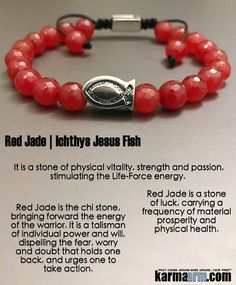 """Idée et inspiration Bijoux : Image Description ♛ The symbol is also known as an (coming from the ancient Greek word for fish). IXИYУ is an acronym coming from the first letter of words that mean """"Jesus Christ God's Son is Savior. Spiritual Jewelry, Yoga Jewelry, Jewelry Gifts, Etsy Jewelry, Yoga Bracelet, Chakra Bracelet, Latest Jewellery Trends, Jewelry Trends, Ancient Greek Words"""
