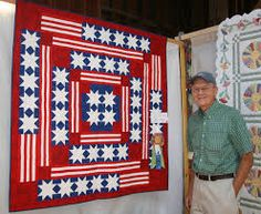 Patriotic quilts of honor - Google Search