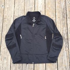 mondor of ice skating jacket size large but fits like an adult small gray for the figure skater in your life mondor Jackets & Coats
