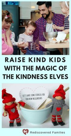Start a new family tradition this holiday season with the magic of the Kindness Elves. This alternative to the Elf on a Shelf is a great way to inspire your children to start looking out for others! Make caring a a natural part of your Advent and Christmas traditions and you will find yourself raising kind kids!