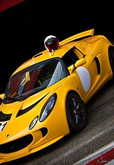 Lotus Exige by Stijn Sioen ONLY IN MY DREAMS