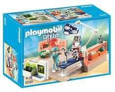 Playmobil 5530 Pet Examination Room with Vet, Dog, Cat and Much More PLAYMOBIL® http://www.amazon.com/dp/B00FJR0RQQ/ref=cm_sw_r_pi_dp_sc06ub1FNVW2J