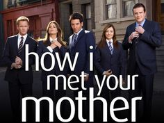 "Watching an episode of ""How I Met Your Mother"" is a great way to unwind after work! ~Dominique"