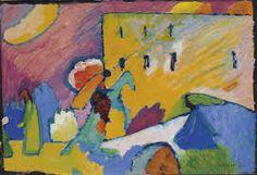 Resultado de imagen para kandinsky imagenes obras