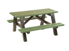 table recycled materials. This Is A Recycled Material Made Into An Adults Picnic Table Materials
