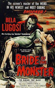 HORROR ILLUSTRATED: Vintage Horror Movie Poster Illustration