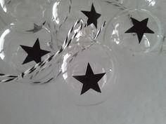 Jahreszeitentisch - 10 Weihnachtskugeln, Christbaumkugeln, Glas - ein Designerstück von primaliese bei DaWanda