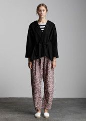kowtow - 100% certified fair trade organic cotton clothing - Impressionist Coat