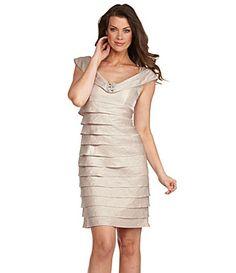 Jessica Howard Tiered Dress Item #03519078