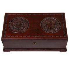 Antique Cuban Cigar Humidor #1stdibs #livingwithstyle
