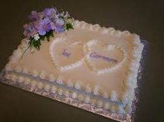 wedding sheet cakes | wedding sheet cake wanted non traditional ...