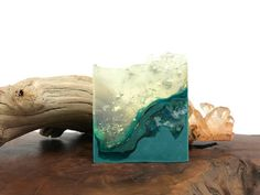 Italienische Marmorsteinseife – SOAP Creations & Soap Making DIY – Soap Diy Perfume Hermes, Handmade Soap Recipes, Handmade Soaps, Shampoo Diy, Savon Soap, Glycerin Soap, Castile Soap, Bath Bombs, Homemade Cosmetics