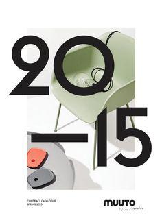 Muuto catalogue spring 2015