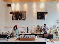 Heart Coffee Roasters in Portland / photo by Daniel Chae