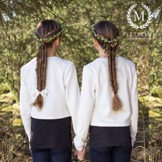 Photo by M i a Waterfall Twist, Fishtail Braids, Twists, Ponytail, Tassel Necklace, Hairstyles, Photo And Video, Book, Girls
