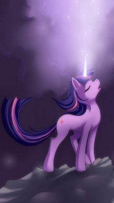 Alicorn power ~ Twighlight Sparkle