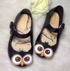 New Baby Girls Owl Cartoon Sandals 2016 Babies Mini Melissa Jelly Peep Toe Shoes Toddler Princess Cute Original Quality Soft Shoe Kb305 Leather Sports Shoes Leather Safety Shoes From Star_baby, $47.11| Dhgate.Com