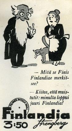 Savukkeet, Tupakka, Finlandia, Strengberg