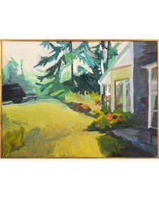 """Maine Backyard"" by Nancy Tart"