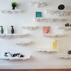Shelve - Snarkitecture's latest design holds up the goods at Grey Area's new NYC shop and showroom