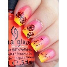 Instagram photo by ghoszf #nail #nails #nailart