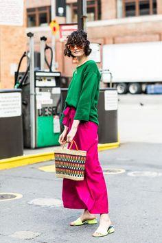 Vibrant style