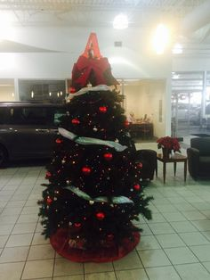 We are getting into the Holiday Spirit at Andrew Toyota Scion! Only 15 more days. #HappyHolidays