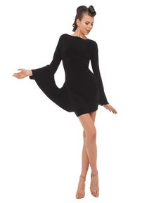 MODERN SCUPLTURE DRESS